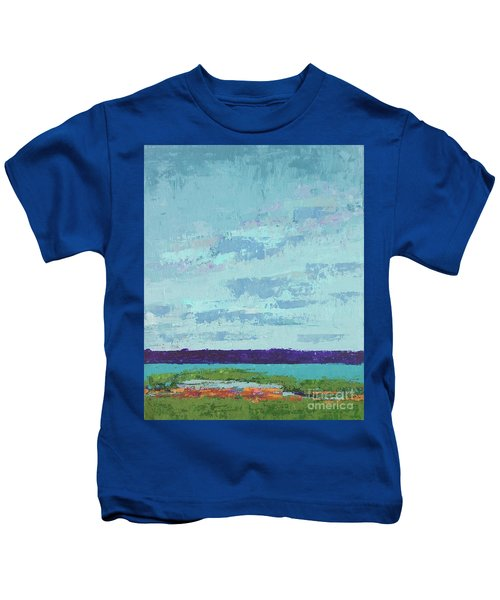 Island Estuary Kids T-Shirt