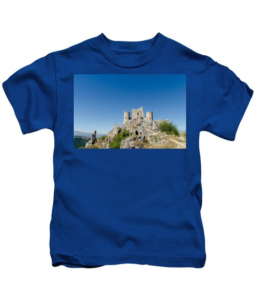 Italian Landscapes - Forgotten Ages Kids T-Shirt
