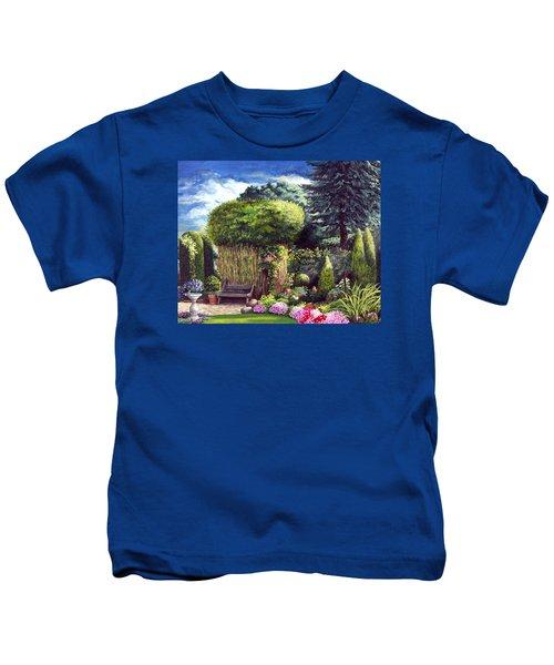 Joy's Garden Kids T-Shirt