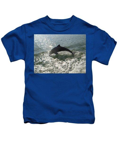 Jumping For Joy Kids T-Shirt