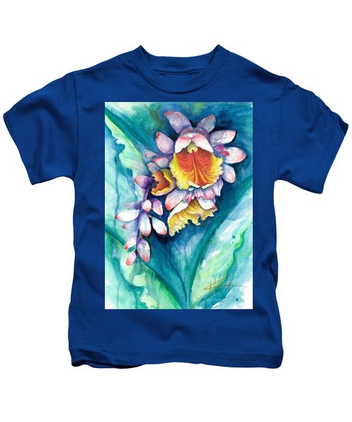 Key West Ginger Kids T-Shirt