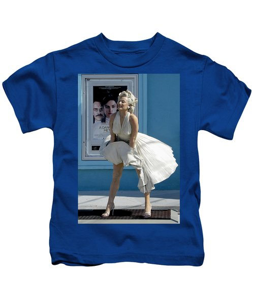 Key West Marilyn Kids T-Shirt