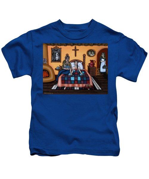 La Partera Or The Midwife Kids T-Shirt
