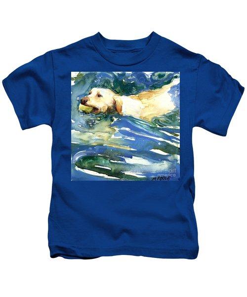 Lake Effect Kids T-Shirt