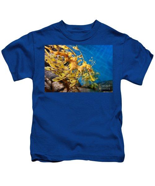Leafy Sea Dragon Phycodurus Eques. Kids T-Shirt