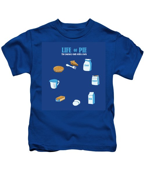 Life Of Pie Kids T-Shirt