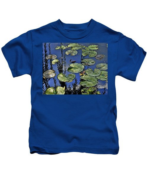 Lilly Pond Kids T-Shirt