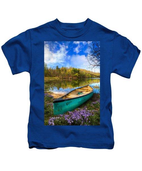 Little Bit Of Heaven Kids T-Shirt