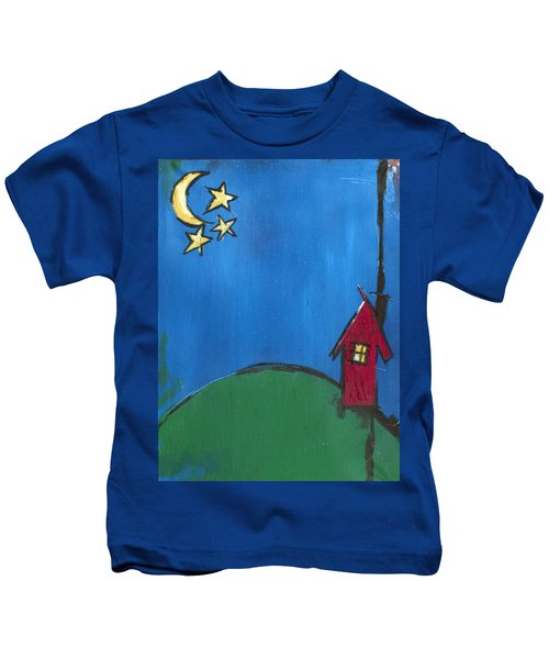 Little Red House Kids T-Shirt
