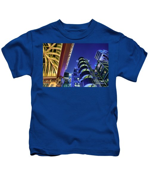 Lloyd's Of London And Leadenhall Market Kids T-Shirt