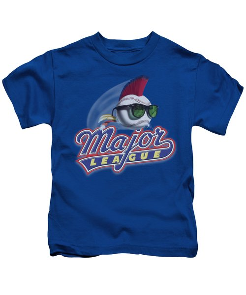 Major League - Title Kids T-Shirt