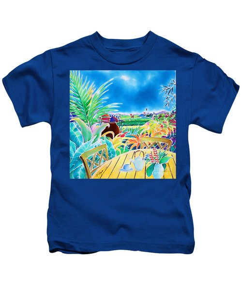 Mellow Afternoon Kids T-Shirt