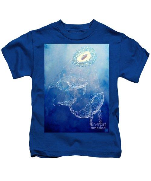 Moby Dick Kids T-Shirt