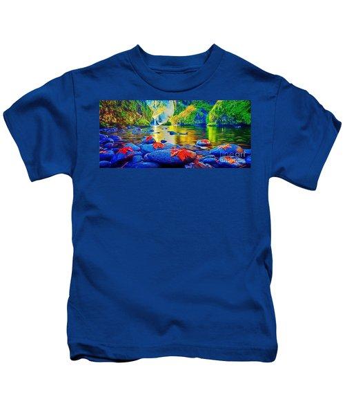 More Realistic Version Kids T-Shirt