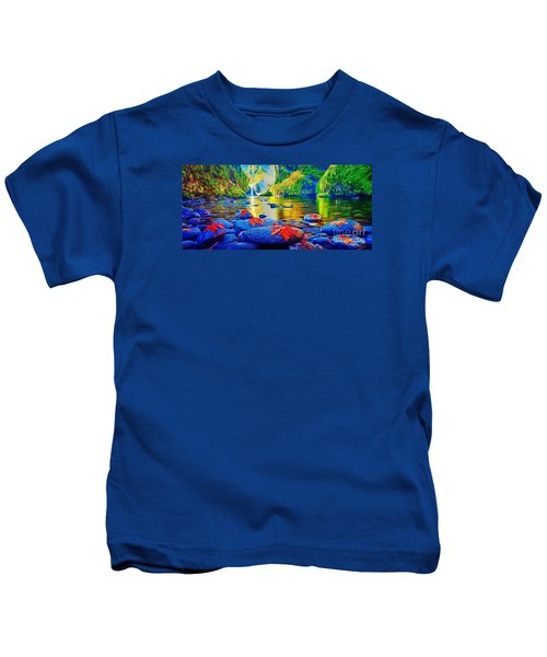 More Realistic Version Kids T-Shirt