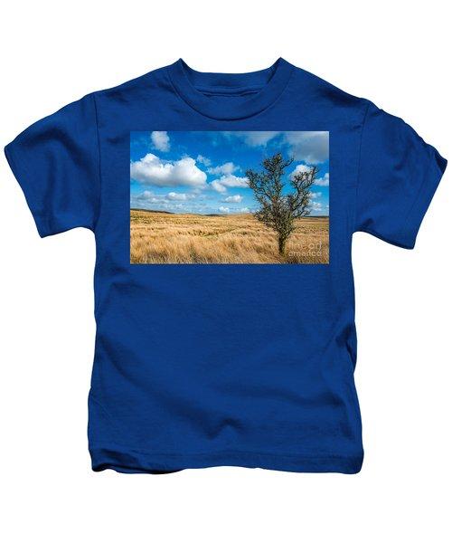 Mynydd Hiraethog Kids T-Shirt