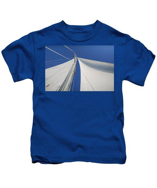 Obsession Sails 1 Kids T-Shirt