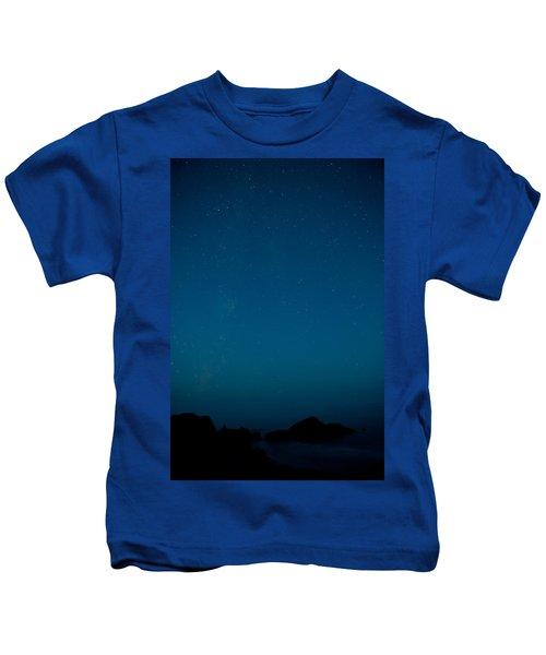 Ocean At Evening, Meyers Creek, Cape Kids T-Shirt