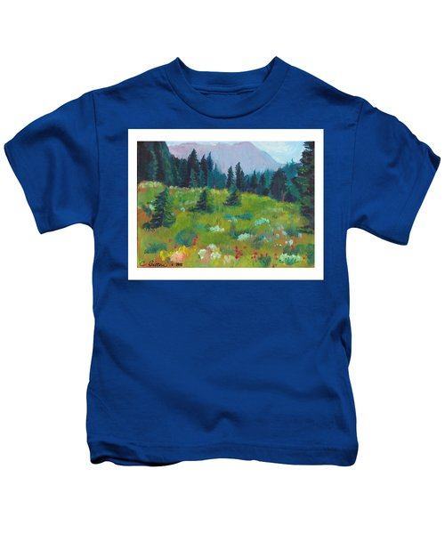 Off The Trail Kids T-Shirt