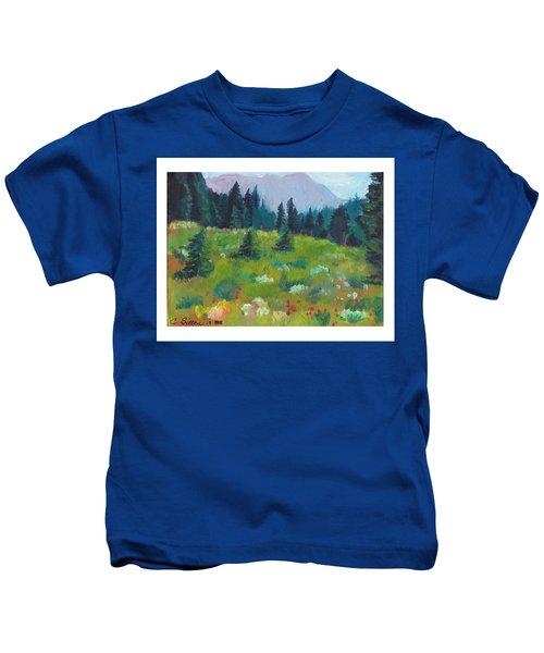 Off The Trail Kids T-Shirt