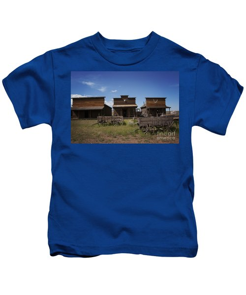 Old Trail Town Kids T-Shirt