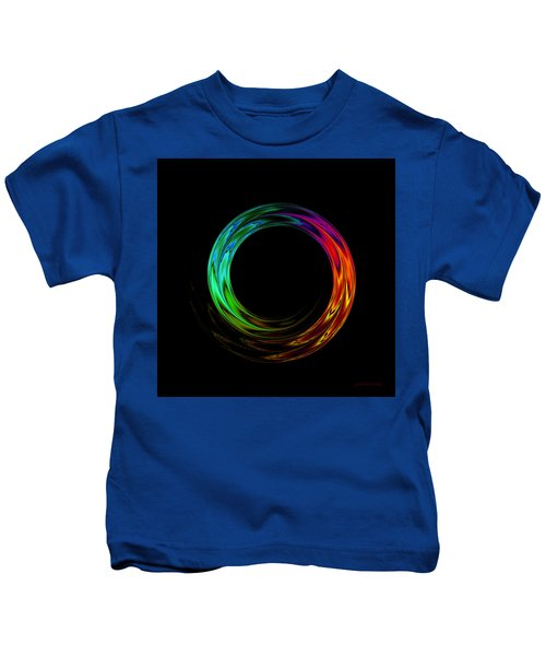 Once Around Kids T-Shirt