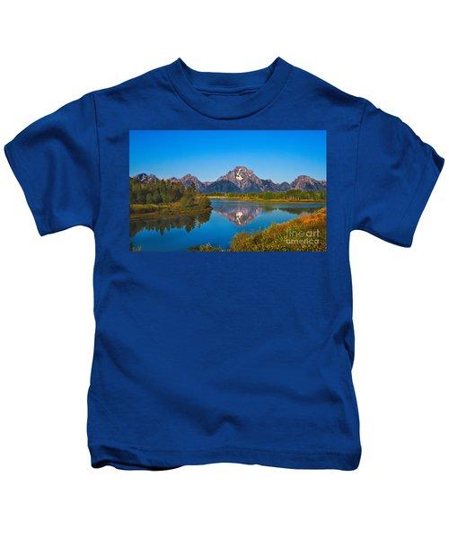 Oxbow Bend II Kids T-Shirt