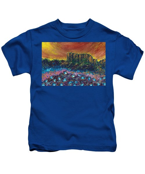 Painted Desert Kids T-Shirt