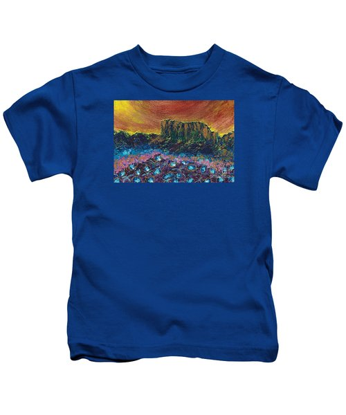 Painted Desert Kids T-Shirt