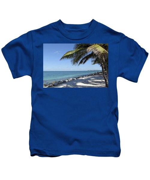 Paradise - Key West Florida Kids T-Shirt
