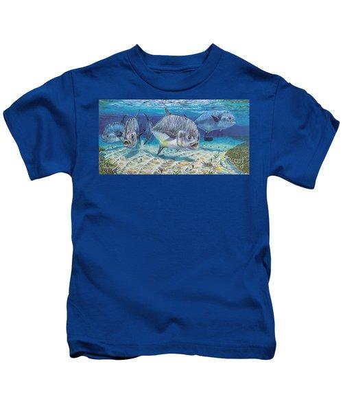 Passing Through In009 Kids T-Shirt