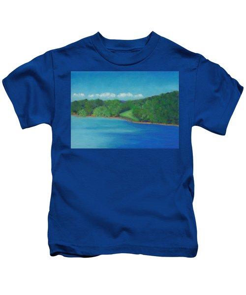 Peaceful Beginnings Kids T-Shirt