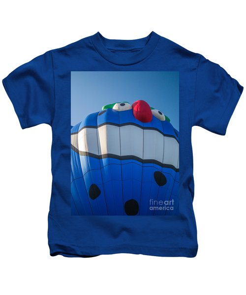 Piko The Hot Air Balloon Kids T-Shirt