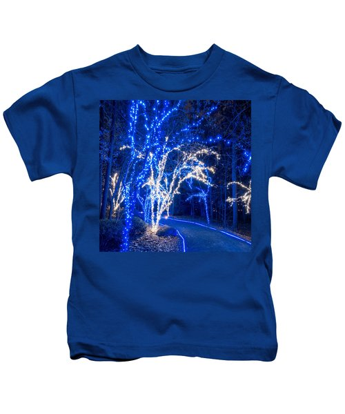 Pond Path Kids T-Shirt