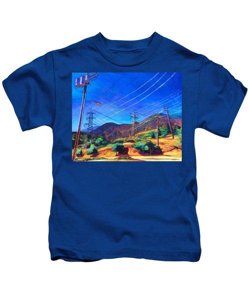 San Gabriel Power Kids T-Shirt