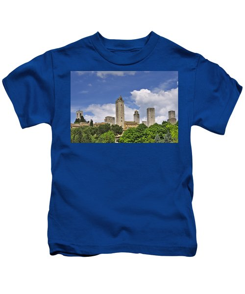 San Gimignano Kids T-Shirt