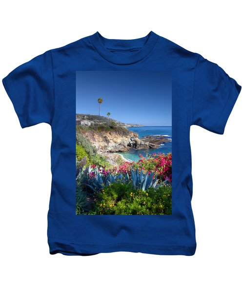 Sea Arch At Montage Resort Kids T-Shirt