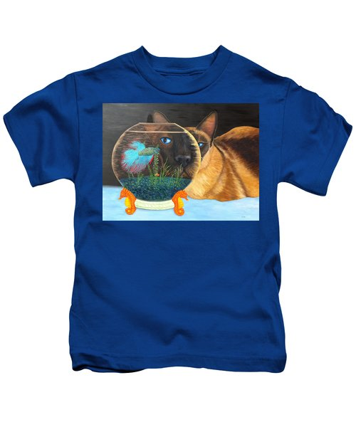 Siam I Am Kids T-Shirt