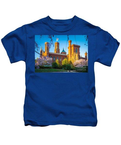 Smithsonian Castle Kids T-Shirt