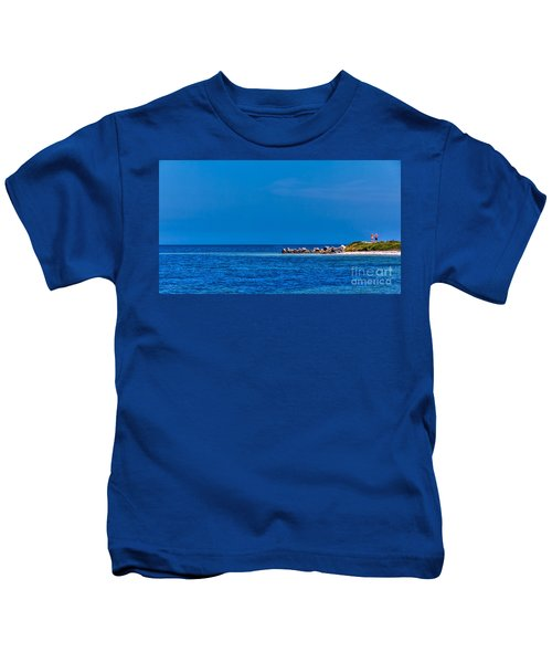 So This Is The Gulf Of Mexico Kids T-Shirt
