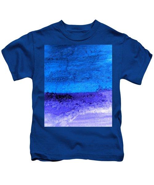 Something Blue Kids T-Shirt