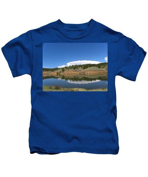 Ridge Over Burgess Res Divide Co Kids T-Shirt