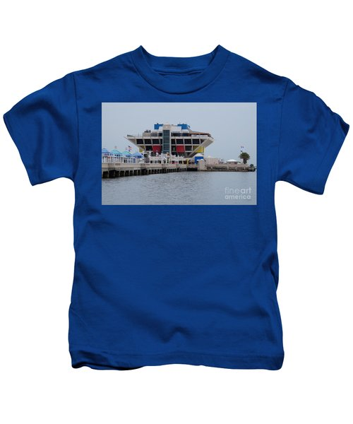 St. Pete Pier Kids T-Shirt
