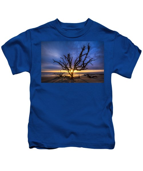 Sunrise Jewel Kids T-Shirt