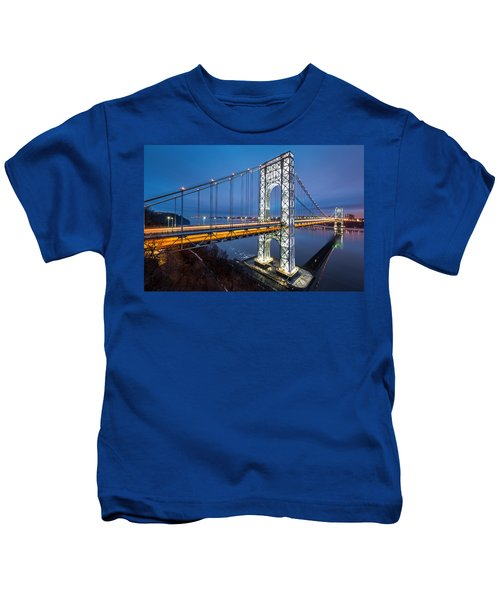 Super Bowl Gwb Kids T-Shirt
