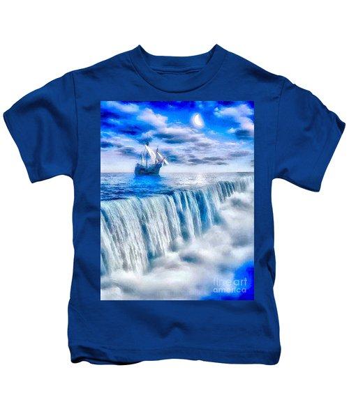 Swallow Falls Kids T-Shirt