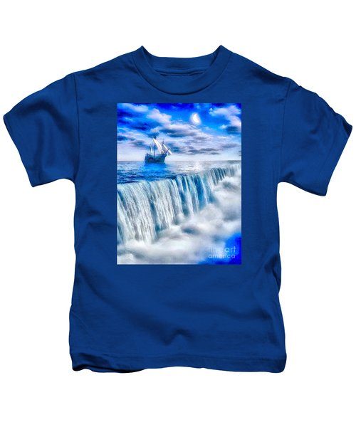 Swallow Falls Kids T-Shirt