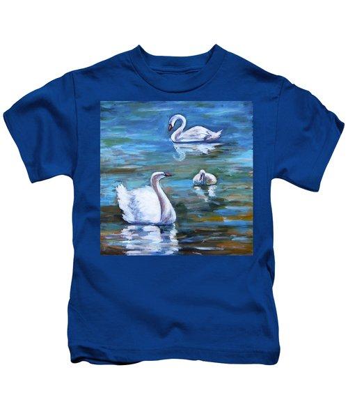 Swans Kids T-Shirt