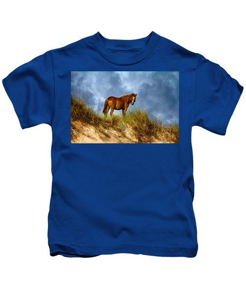 The Dune King Kids T-Shirt