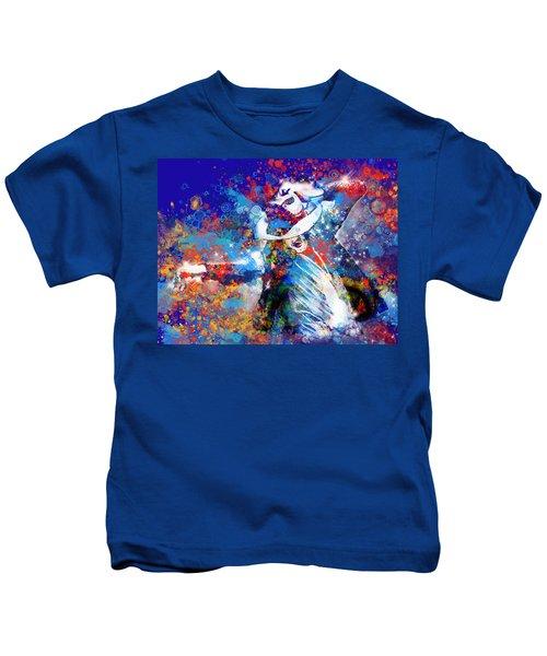 The King 3 Kids T-Shirt